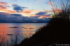 Victoria Sunset (Per@vicbcca) Tags: canon eos40d victoriabc canada britishcolumbia sunset seascape landscape