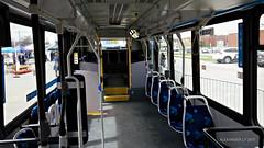 STM 37-022 (4) (Alexander Ly) Tags: stm societe de transport montreal quebec canada nord montrealnord novabus autobus nova bus lfs hev seriese place bourassa transit city hybride hybrid electric electrique interior interieur