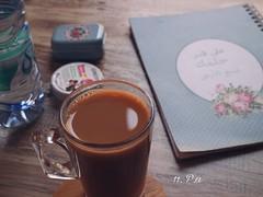 #شاي #حليب 💕 (amalalmaimon) Tags: شاي حليب