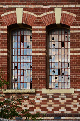 Windows (J Allan-1) Tags: zed ward asylum mental defective