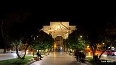 Porta Napoli (Frank Abbate) Tags: lecce night notte luci lights alento puglia città city sud italia south southern italy canon eos 80d tripod