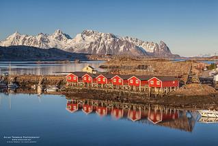 Svinøya rorbuer {Explore}