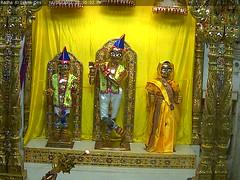 Radha Krishna Shayan Darshan on Sun 14 May 2017 (bhujmandir) Tags: radha krishna dev lord maharaj swaminarayan hari bhagvan bhagwan bhuj mandir temple daily darshan swami narayan shayan