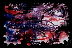 Untitled (Imagination of Tamal Sen Sharma) Tags: art painting paintings fineart modernart modernism black blackbackground violet pink blue color colorful beauty beautiful abstract abstractart abstractpainting abstractpaintings emotion spiritual circle tamal tamalsen tamalsensharma illustration nature natural texture old design graphics