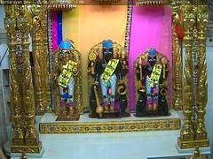 NarNarayan Dev Shayan Darshan on Mon 15 May 2017 (bhujmandir) Tags: narnarayan dev nar narayan hari krushna krishna lord maharaj swaminarayan bhagvan bhagwan bhuj mandir temple daily darshan swami shayan