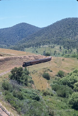 7711C-32 (Geelong & South Western Rail Heritage Society) Tags: are aus australia cudgewa tclass victoria