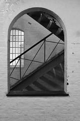 B&W Arch (J Allan-1) Tags: zed ward asylum mental defective