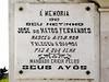 Lisboa (isoglosse) Tags: lisboa lissabon lisbon portugal cemitériodosprazeres grab tomb jazigo sansserif backslant