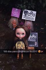Obaaá Falta 100 dias!! Vem logo Blythecon2017