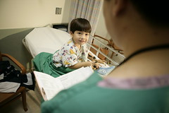 _G8J2063 (NYC Health Hospitals) Tags: children child doctor checkup pediatric pediatrician pediatrics asian male asianboy