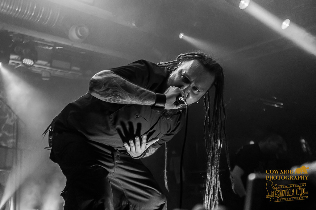 Decapitated - Live @ Kraken, Stockholm 20170518