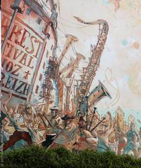 Mise en peinture #2. Brest, mai 2017 (Bernard Pichon) Tags: brest bretagne france fr bpi760