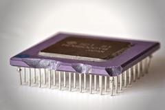 Chips on a Chip (bk bob) Tags: macromondays chip