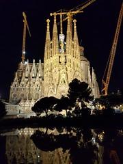 Barcelona, Sagrada Familia (gerard eder) Tags: architecture architektur arquitectura world travel reise viajes europa europe españa spain spanien cataluña catalonia katalonien barcelona sagradafamilia gaudi antioniogaudí