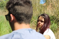 IMG_1570 (mercheperez) Tags: she perfect redhair nature eyes