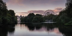 St James Park (adrien.photography) Tags: 500px hdr water reflection nature cityscape fountain panorama wildlife long exposure capital buckingham st james london fujifilm project xt1 50140mm