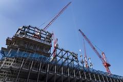 _DSC1111 (NRM the 2nd) Tags: goldmansachs brookfield london construction 2017 htcwolffkran 355b 500b towercrane cityoflondon