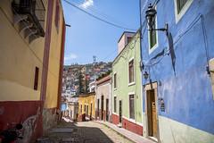Guanajuato (Chihab Hentati) Tags: mexico colorful colorfulhouses colorfulcity greatpoeple guanajuato