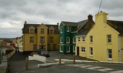 Lahinch 5 (Krasivaya Liza) Tags: lahinch county clare countyclare ireland irish countryside village town colorful history historical buildings