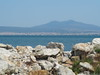 View of Thessaloniki from Delta Axiou (Nikos Karatolos) Tags: kalochori thessaloniki delta axiou greece mussel houses abandoned samyang 50mm f12