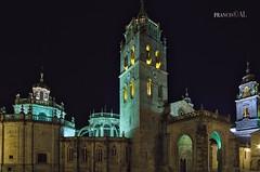 Lugo. Galicia - Spain. (francisAL) Tags: lugo galicia catedral nocturna