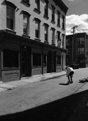 SKATEBOARDING (A) F2-2,5222, HC(H) (#109 )20d, 8.75t  D05-03-17, Z7 (DB-99% DC-1%)GS(M21)(C-9) S-150 (grogerclements) Tags: hopperesque skateboard contrast newlondon
