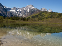 P5060257 (turbok) Tags: almsee bergsee landschaft stimmungen wasser wasserspiegelung c kurt krimberger