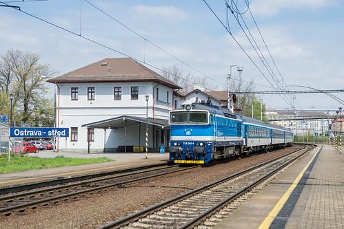 754 040-4 ČD Ostrava-Stred 21.04.17