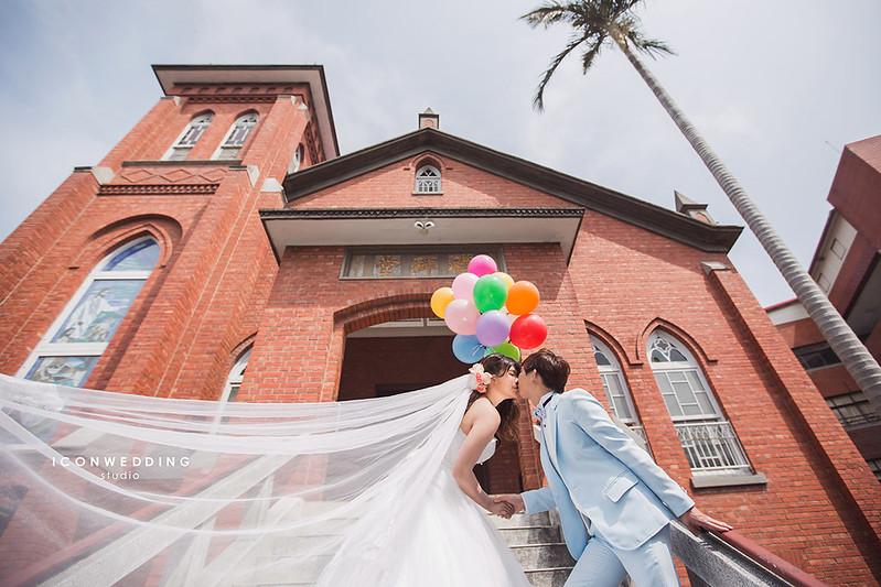馬偕教堂,滬尾砲台,輕鬆自然婚紗,拍婚紗,婚紗照
