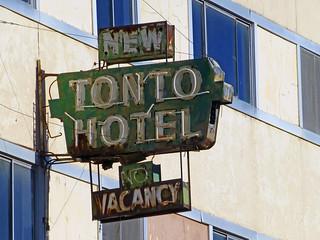 Globe, AZ New Tonto Hotel