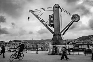 Calata Mandraccio - Porto Antico di Genova