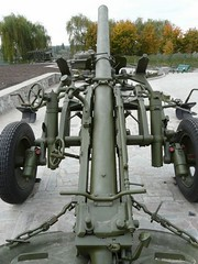 "160mm mortar M-160 10 • <a style=""font-size:0.8em;"" href=""http://www.flickr.com/photos/81723459@N04/33795888013/"" target=""_blank"">View on Flickr</a>"