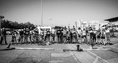 Foto de grup de casi tots en BN - 22è dia 30DEB (xavi.calvo) Tags: 30 días en bici 30daysofbiking instagram instagood instaday instabike instabikes biker ciclista ciclismo altrabajoenbici enbicixbcn bike bcn bikelove instabicycle ridebarcelona amics de la alegre 30deb 30dob bicicleta biciurbana mejorenbici movilidadsostenible monocromático cavalldacer