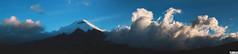"""""""Through The Never"""" -  Volcano Cotopaxi - Ecuador (TLMELO) Tags: volcano vulcan vulcão equador summit cumbre keepwalking justdoit impossibleisnothing ecuador man home kneel ajoelhado crater cratera andes pequeñoalpamayo southamerica américadosul altiplano climb climber mount trekking sky céu clouds caminhada heavy hiking climbing hike backpack backpacking walking walk ice glacier glaciar gelo snow neve cume landscape nature natureza paisagem trilha mountain montanha mountaineer"""