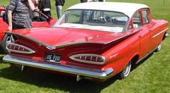 Chevrolet Biscayne (1959) (andreboeni) Tags: classic car automobile cars automobiles voitures autos automobili classique voiture rétro retro auto oldtimer klassik classica classico chev chevrolet biscayne impala '59 1959 fins american americain