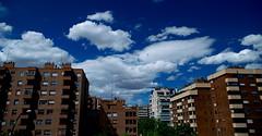 Actur (portalealba on holidays) Tags: zaragoza aragon españa spain nubes city cielo ciudad portalealba pentax pentaxk50 1001nights 1001nightsmagiccity nwn