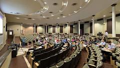 Porcelli Lecture audience. (lsumath) Tags: louisiana onoken mathematicsdepartment usa mathematician porcellilecture northamerica lsu