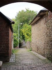 Friars Walk (Badly Drawn Dad) Tags: gbr ludlow shropshire unitedkingdom friarswalk oldstreet geo:lat=5236628115 geo:lon=271538258 geotagged