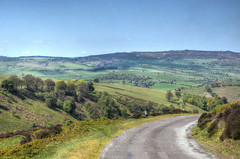 The Shropshire Hills (Baz Richardson (now away until 27 May)) Tags: shropshire shropshirehills shropshirehillsaonb thestiperstones longmynd