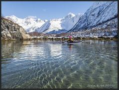 P4230185-1500 (Stnevert) Tags: kayaking kayaklife seascapes seakayak seakayaking vesterålen winterlandscape winterwonderland natureshots steinevert