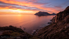 Chapman's Peak Colours (Panorama Paul) Tags: paulbruinsphotography wwwpaulbruinscoza southafrica westerncape chapmanspeak capetown houtbay mountains ocean sunset clouds pink nikond800 nikkorlenses nikfilters