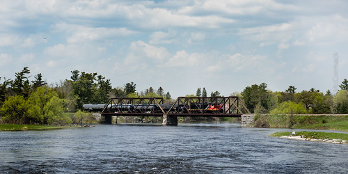 CN589 - Crossing River at Galetta
