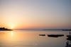 Sunset (carl_xuereb) Tags: landscape sunset orange hour purplehour orangehour ocean sea nature explore shore beach sonya6000 sonyalpha travel malta horizon photography