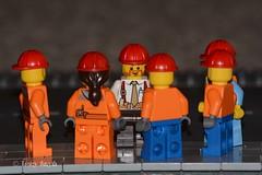 Team meeting (118/365) (Tas1927) Tags: 365the2017edition 3652017 day118365 28apr17 lego minifigure minifig