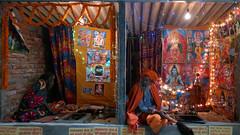 Gangasagar Mela 2017 (pallab seth) Tags: gangasagarmela 2017 pilgrimage bengal india mela pilgrim religion festival ritual priest religious culture hindu hinduism tradition custom gangasagar portrait anindianportrait people peopleoftheworld indian asian asia face outdoor samsungnx300m samsung16mmf24ifunctionlens sadhu