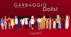 Garbaggio Dolls June 2017 Teaser (Ashleey Andrew) Tags: garbaggio sl secondlife second life virtual world original mesh dolls gacha toys