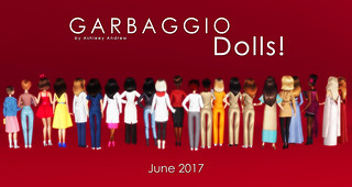 Garbaggio Dolls June 2017 Teaser