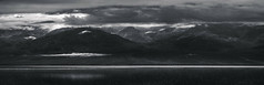 Cloudy Sunrise at Badwater (Kurt Lawson) Tags: alluvial alluvium badwater basin ca california clouds copyrighted death fan flooded lake manly mountains national panamint panorama park range reflection stitched storm sunrise valley water