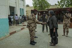 American, Chadian medical professionals partner to treat patients, hone skills