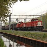 20170502 DBC 6435+6432 + staal, Beverwijk thumbnail